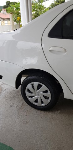 Etios Sedan X  1.5 - Automático 2020 - KM Bem baixa. - Foto 5