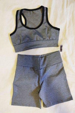 Conjuntos fit - roupa de academia  - Foto 3