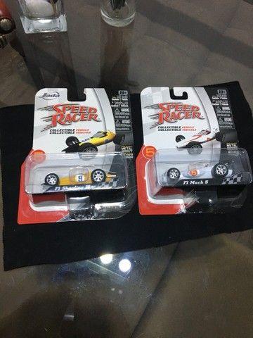 Carrinho Spedd Racer novo colecionador