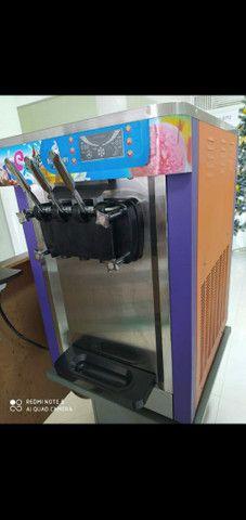Maquina d Sorvete  - Foto 2