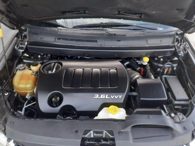 Dodge Journey STX 7 lugares 3.6, Seg. Dono 2021 vistoriado em meu nome, particular  - Foto 7
