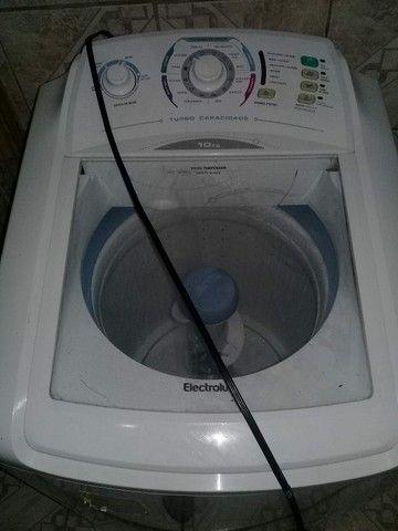 Máquina de Lavar roupa Electrolux 10Kg - Foto 2
