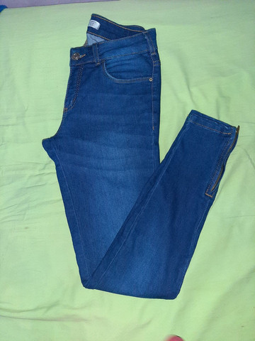 Calça jeans, Super Skinny, 36