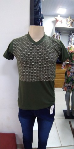 Camisetas masculinas a 20,00 reais - Foto 5