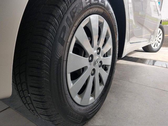 Hyundai HB20S Sedan Comfort Plus 1.0 Flex 2014 - Apenas 87.633 Km / Ipva Pago - Foto 16