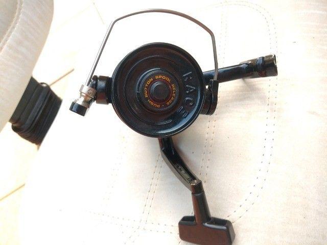 Molinete Mariner 751 Race, uma raridade em excelentes condições. - Foto 2