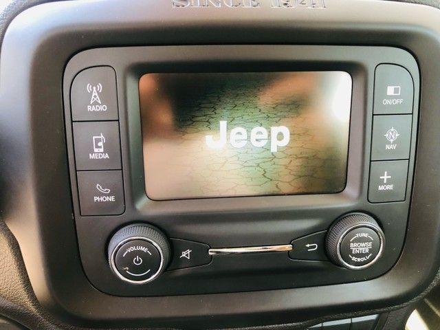 Jeep Renegade Longitude 1.8 Flex Automático - Foto 14