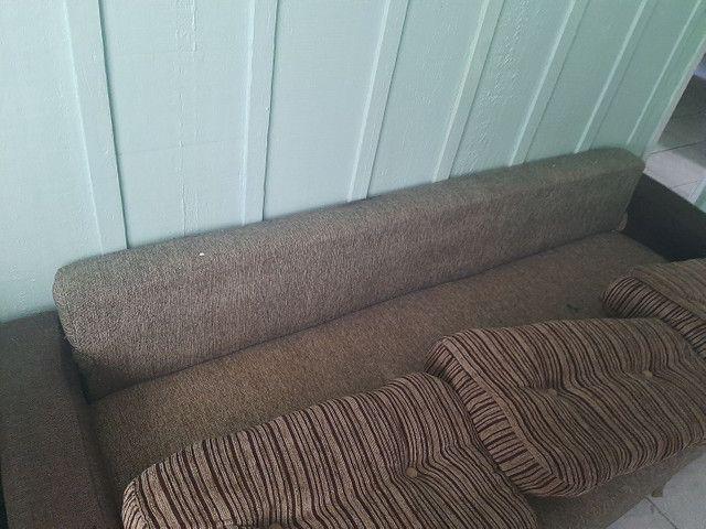 Sofá cama  estilo bicama - Foto 2