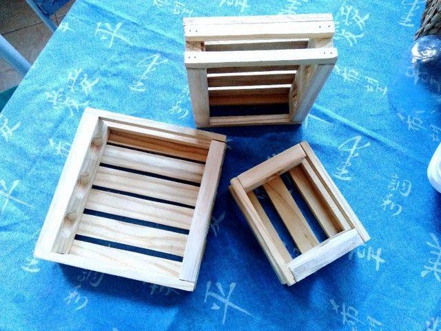 3 caixinhas Organizadora - Foto 2