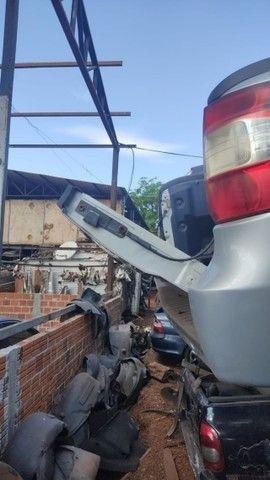 Tampa Traseira Chevrolet Montana 1.4 Revisado - Foto 2