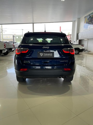 Jeep Compass Limited 2.0 Diesel 2020 Pronta Entrega  - Foto 12
