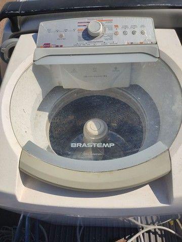 Máquina de lavar top Brastemp 10 kg 110v+ garantia de 90 dias  - Foto 2