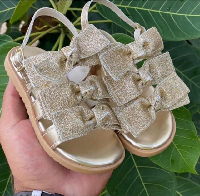 Sandálias infantil  - Foto 2