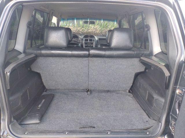 Mitsubishi Pajero TR4 4x4 manual, ano 2008 - Foto 14