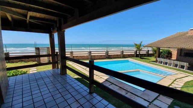 (ESN)TR63313. Casa Duplex na Praia do Presidio com 800m², Piscina, 5 quartos, 5 vagas - Foto 2