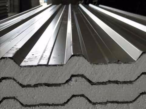Fabrica de telhas de zinco em contagem