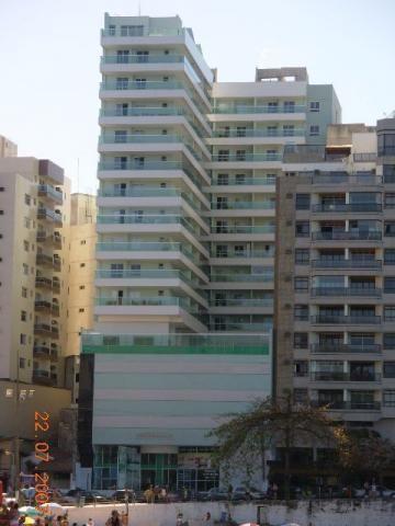 Apartamento frente para Praia das Castanheiras Ed Acquamarine