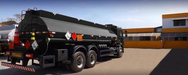 Tanques de trasporte de combustível