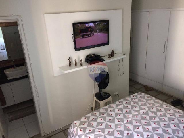 Apartamento com 3 dormitórios à venda, 155 m² por R$ 630.000,00 - Casa Caiada - Olinda/PE - Foto 3