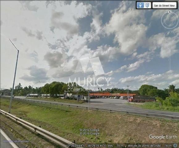 Grande oportunidade, área às margens da BR-324, município de Candeias-BA - Foto 6