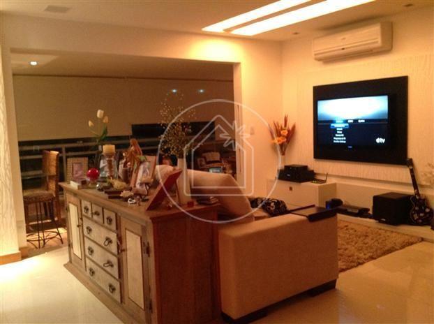 Apartamento à venda com 4 dormitórios em Barra da tijuca, Rio de janeiro cod:799061 - Foto 7