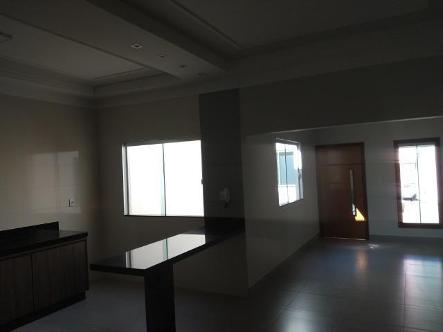 Vende-se ótima casa nova no bairro Jardim Vitória em Patos de Minas/MG - Foto 7