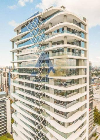 Apartamento Duplex residencial à venda, Campina do Siqueira, Curitiba - AD0004.