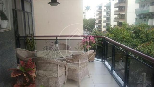 Apartamento à venda com 4 dormitórios em Tijuca, Rio de janeiro cod:816535 - Foto 7