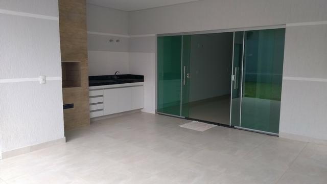 Samuel Pereira oferece Casa Moderna Alto da Boa Vista 3 Suites Churrasqueira Financia FGTS - Foto 7