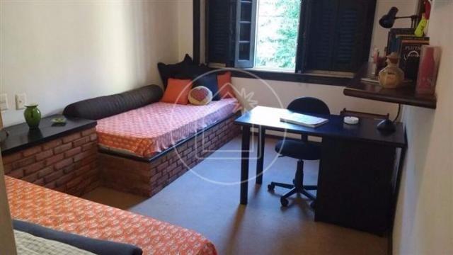 Casa à venda com 5 dormitórios em Urca, Rio de janeiro cod:805528 - Foto 19