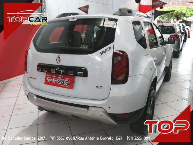 PROMOÇÃO Duster 2.0 4X4 Dynamique 15/16 é na Top Car! - Foto 4