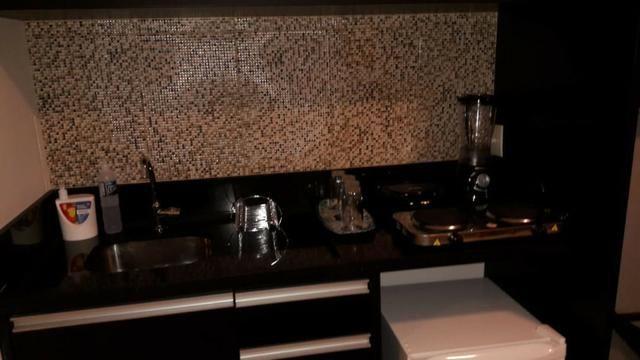 Flat Mobiliado para Venda Finamente Decorado - Hotel Executive - Foto 9