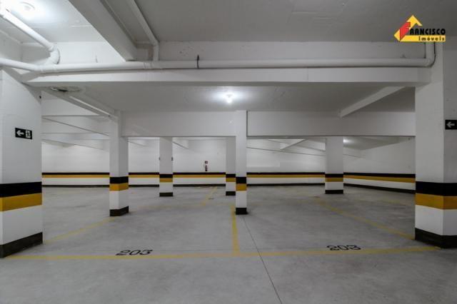 Apartamento para aluguel, 3 quartos, 2 vagas, Planalto - Divinópolis/MG - Foto 18