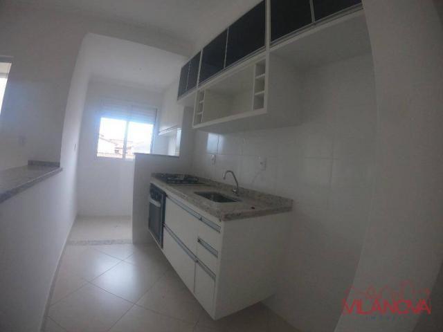 Apartamento com 2 dormitórios à venda, 54 m² - lançamento - jardim das indústrias - são jo