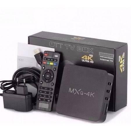 5 Mxq 4k 16gb 2gb Smart Tv Box Revenda * Leia Descrição