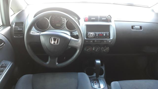 Honda fit 2005 completo aut. * financiamos sem entrada - Foto 4