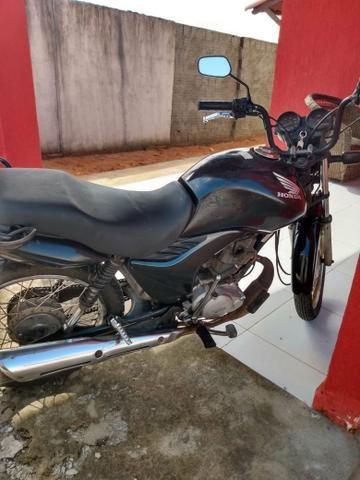 Moto honda fan125 2010