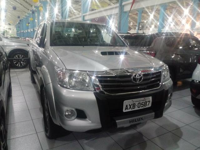 Hilux 4x4 2014 diesel