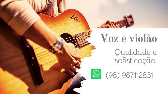 Contrate Voz e violão