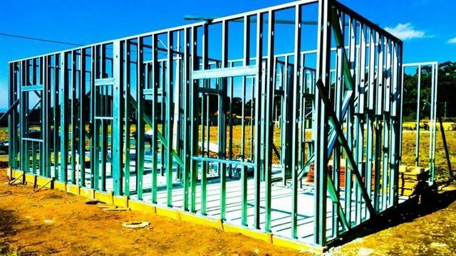 Steel frame curitiba contrução com tecnologia e inovação