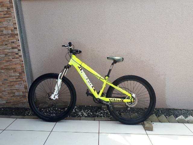 Bicicleta Vikingx DH