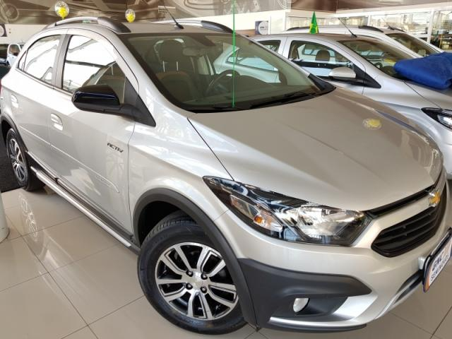CHEVROLET ONIX 1.4 MPFI ACTIV 8V FLEX 4P MANUAL.