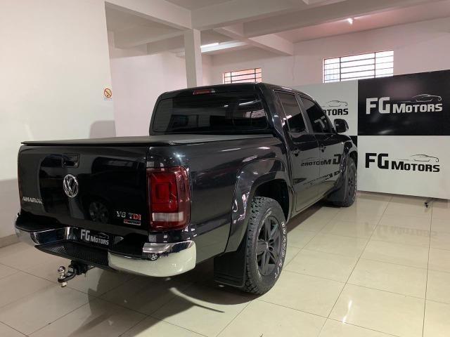 Linda Amarok V6 2018/2018 Igual zero km - Impecável - Foto 4