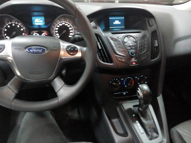 Procurar Anderson - Focus sedan 2.0 aut 14/15 prata completo só/53.483km - novo - - Foto 6