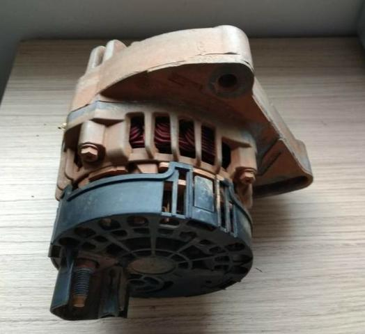 Alternador Fiat motor Fire 1.4 - Foto 8