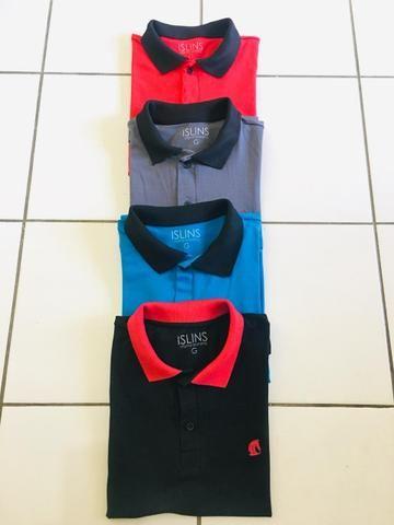Camisas REVENDA - COTON
