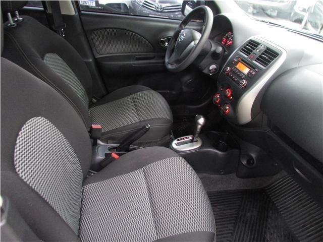 Nissan March 1.6 sv 16v flex 4p xtronic - Foto 8