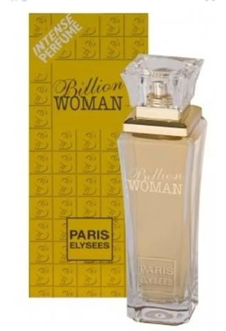 Perfume Billion Woman ( inspirado no Lady Million) 100ml