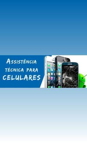 Assistência técnica para celular e Tablets