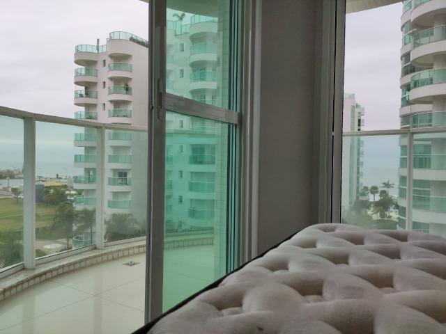 Apartamento Semi Mobiliado no Brava Beach, 4 suites 3 vagas, praia brava Itajai! - Foto 13